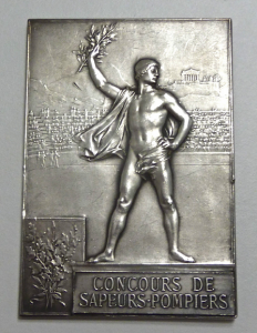 Lucha contra incendios - Juegos Olímpicos 1900