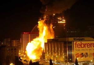 Incendio Windsor