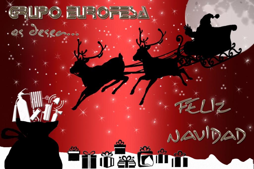 Christmas Eurofesa 2015