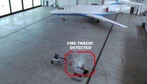 Detector de incendios a través de vídeo
