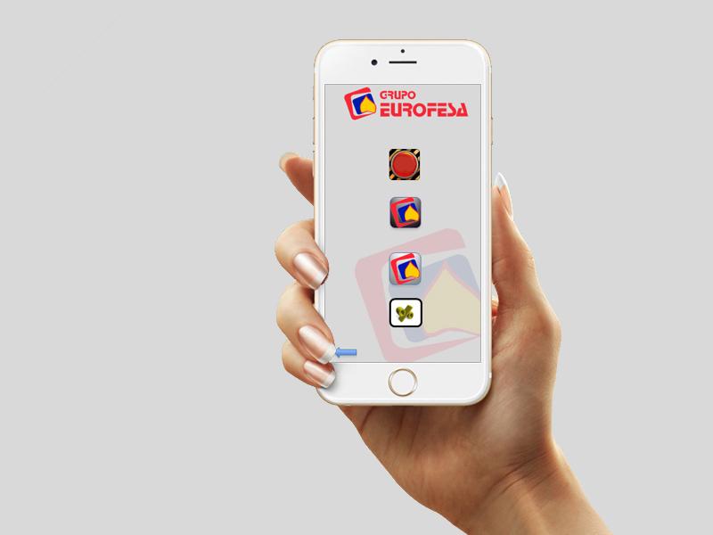 App móvil Eurofesa