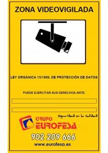 Videovigilancia ampliado Eurofesaa