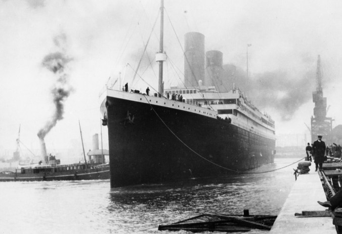 Curiosidad - Titanic 1
