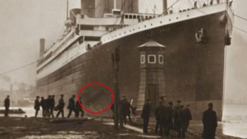 Curiosidad - Titanic