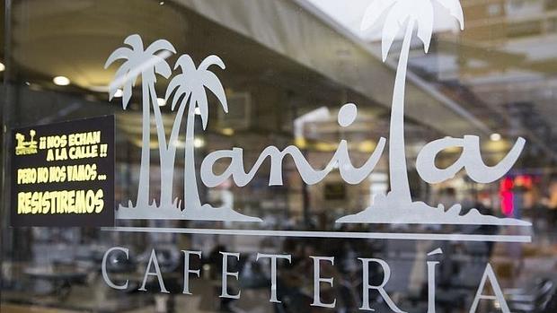 Incendio histórico - Restaurantes Manila