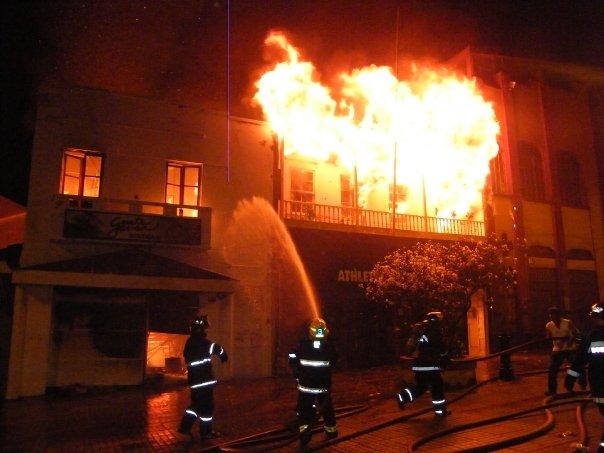 Noticias - Incendios
