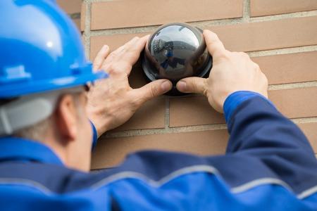 cámara de vídeo-vigilancia