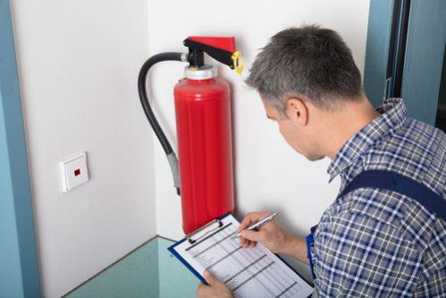 revisiones de extintores Valencia
